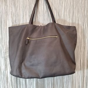 TALBOTS Large Reversible Tote